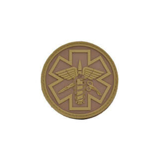 101 INC Paramedic 3D PVC Patch