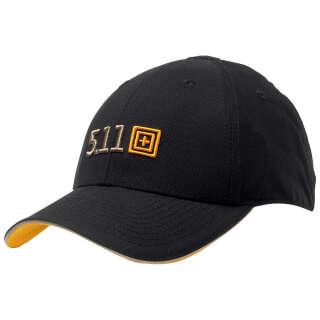 5.11 бейсболка Recruit Hat Black