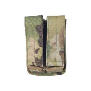 A-Line СМ14 Підсумок пістолетного магазину подвійний Gen.2 Multicam