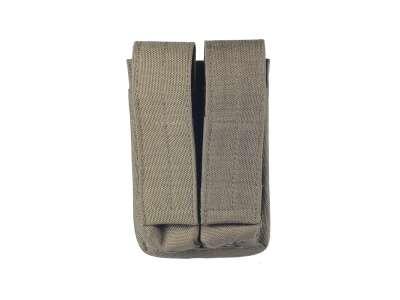 A-Line СМ14 подсумок пистолетного магазина двойной Gen.2 олива
