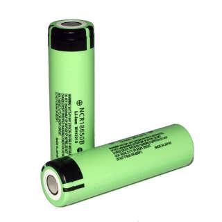 Акумулятор Panasonic 18650 NCR18650B Li-Ion Protected, 3400mAh, 6.8A