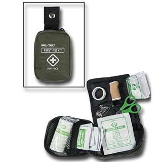 "Аптечка первой помощи с креплением ""Pack mini"", Mil-Tec Sturm"