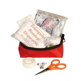 Аптечка первой помощи Small Med Kit, [1283] Красный, Mil-tec