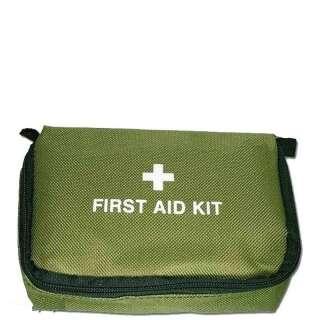 Аптечка Mil-tec первой помощи Small Med Kit (Olive), Sturm Mil-tec Германия