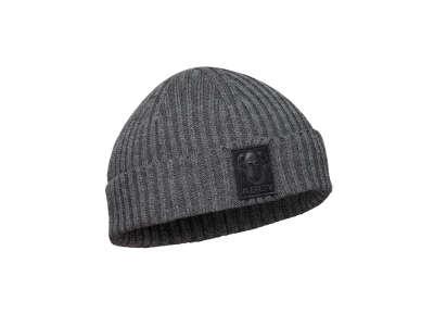 Arey шапка вязаная серая