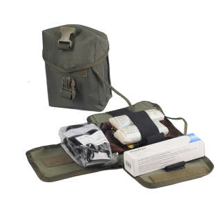 АВ-Фарма аптечка военная для подразделений СпН с кровоостанавливающим средством