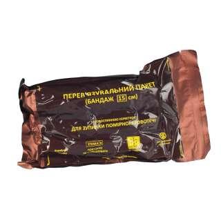 АВ-Фарма перевязочный пакет с кровоостанавливающей салфеткой 15см
