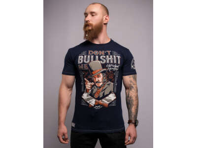 Bad Company футболка Bill 'The Butcher'