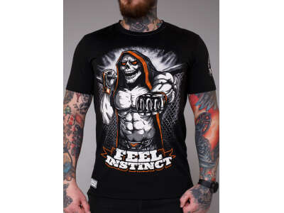 Bad Company футболка Feel Instinct