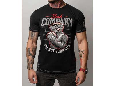 Bad Company футболка Not your bro