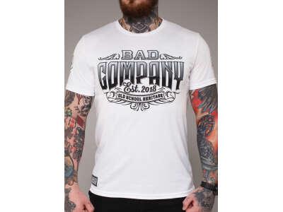 Bad Company футболка White Club