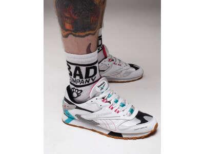 Bad Company носки White/Black