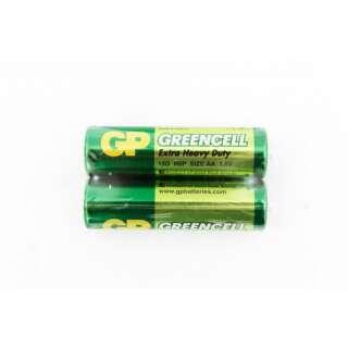 Батарейка GP Greencell AA (R6P) 1.5V
