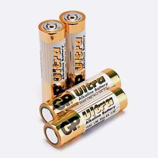 Батарейка GP Ultra Alkaline AA (15AU, LR6) 1.5V