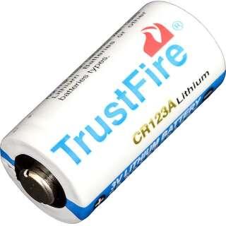 Батарейка літієва Li-Ion 16340 Trustfire 3V (1400mAh) ,, noname