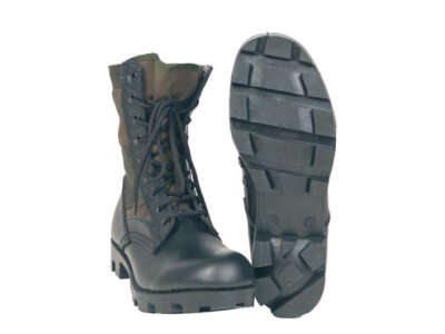 Берцы летние Jungle Tropical Boots Olive Mil-tec, Sturm Mil-Tec®