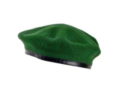 Берет COMMANDO, Green, Mil-tec