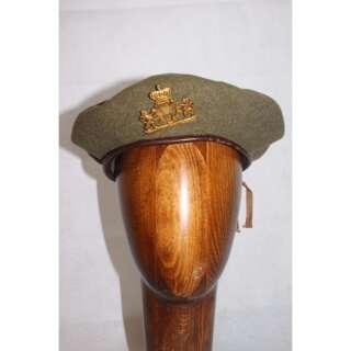 Берет военный бельгийский шерстяной Belgian A.B.L Preta Beret 1984, [182] Olive, Другие