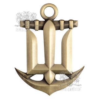 Беретний знак Військово-Морських Сил