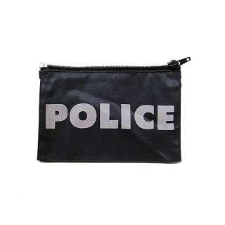 Бейдж POLICE на нагрудный карман