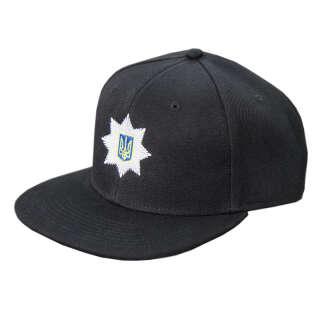 Бейсболка Полиция (Snap Back), P1G®