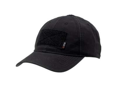 Бейсболка тактическая 5.11 Flag Bearer Cap, [019] Black, 5.11 Tactical®