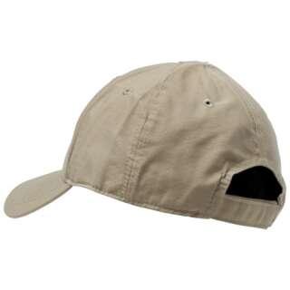 Бейсболка тактическая 5.11 TACLITE UNIFORM CAP, [162] TDU Khaki, 5.11