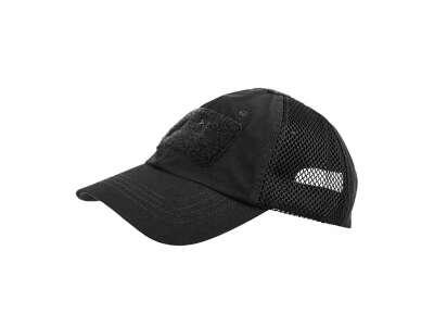 Бейсболка VENT - PolyCotton Ripstop, Black, Helikon-Tex