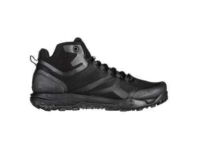 Ботинки 5.11 Tactical A/T Mid Boot [019] Black, 5.11 Tactical®