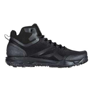 Ботинки 5.11 Tactical A.T.L.A.S. Mid Boot, Black, 5.11 Tactical®