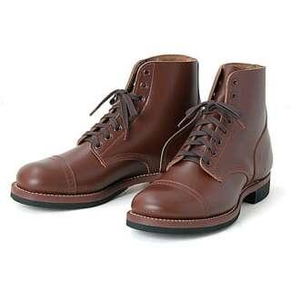Ботинки армейские американские WW2 US Army boots (handmade) Историческая копия, [108] Brown, Sturm Mil-Tec® Reenactment