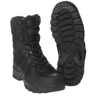 Черевики тактичні COMBAT BOOTS GENERATION II (чол.), [019] Black, Sturm Mil-Tec®