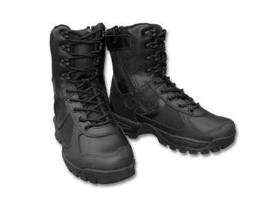 Ботинки демисезонные PATROL на молнии (Black) Mil-tec, Mil-Tec Sturm