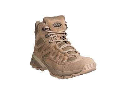 Ботинки Mil-Tec Trooper 5 (Coyote, койот) – (12824005), Sturm Mil-Tec®