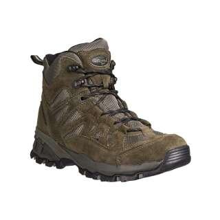 Ботинки Mil-Tec Trooper 5 (Olive, олива) (12824001), Sturm Mil-Tec®