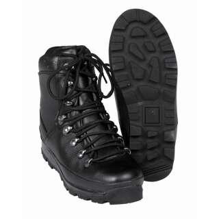 Ботинки горные Эдельвейс, [019] Black, Sturm Mil-Tec