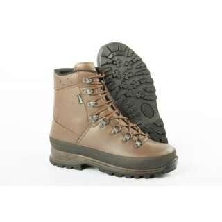 Ботинки горные Lowa Mountain GTX (муж.), [112] Dark Brown, LOWA