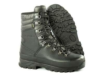 Черевики Lowa COMBAT Boot GTX PT, Black, LOWA