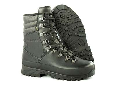 Ботинки Lowa COMBAT Boot GTX PT, Black