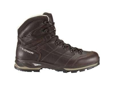 Ботинки Lowa Hudson LL Mid, [112] Dark Brown, LOWA®