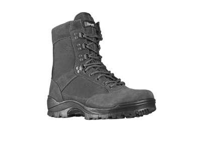 Ботинки Miltec тактические на молнии (Urban Grey, серые) – 12822108, Mil-Tec Sturm