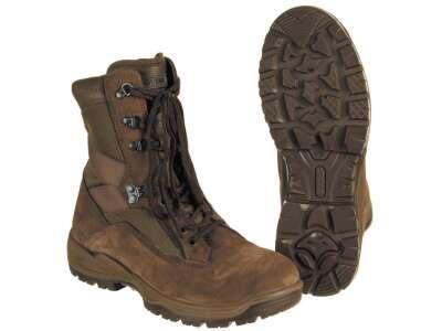 Ботинки тактические мужские YDS Desert Patrol (Brown)