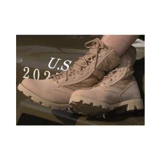 Ботинки пустынные со вставками US (муж.), [055] Khaki, Mil-tec