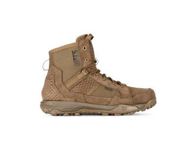 Ботинки тактические 5.11 A/T 6 Boot (Dark Coyote), 5.11 ®