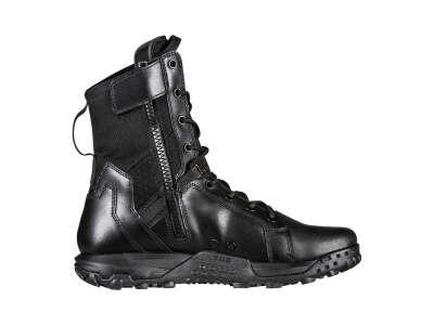Ботинки тактические 5.11 A/T 8' Side Zip Boot (Black), 5.11 ®