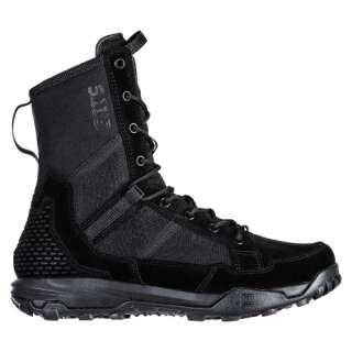 Ботинки тактические 5.11 Tactical A/T 8' Boot [019] Black, 5.11 Tactical®