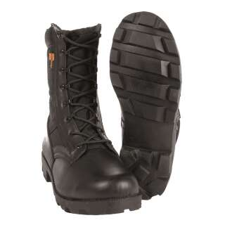 Черевики Mil-Tec тропічні Cordura, black (12825002), Mil-tec