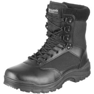 Ботинки Mil-Tec тактические на молнии (Black) (12822102), Sturm Mil-Tec®