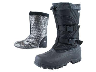 Черевики зимові Mil-Tec Snow Boots Arctic (12876000), Mil-tec
