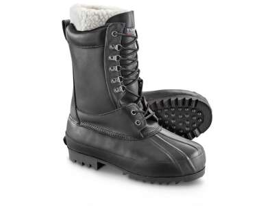 Ботинки зимние Miltec Snow Boot Thinsulate